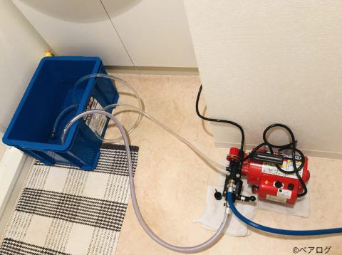 エアコンクリーニング 高圧洗浄