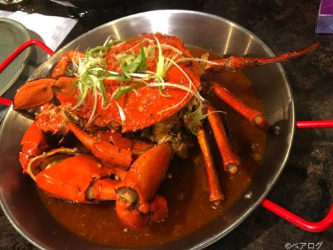セブ The Crab