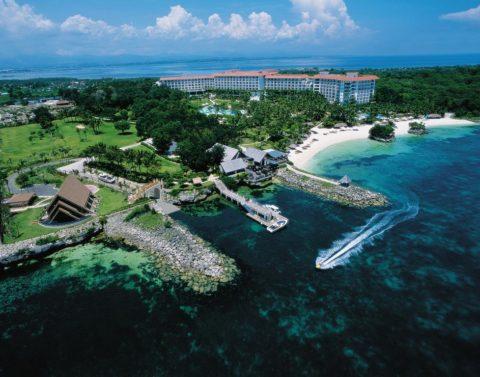 セブ島 ホテル シャングリラ